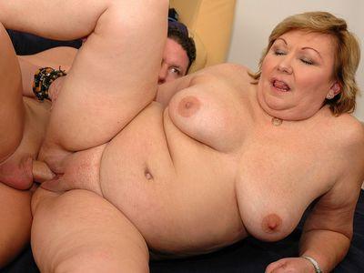 Chubby mamma