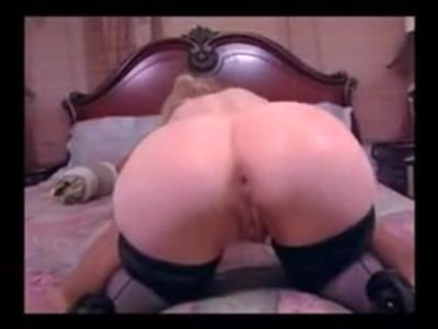 Mature blind with big ass is done by a BBC muscle
