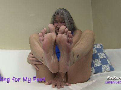 Drooling for My Feet TRAILER
