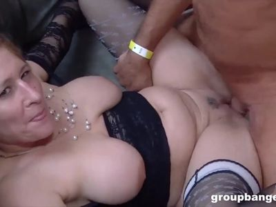 Teresa is one horny German lady eager to stuff her holes