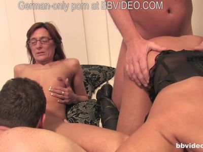 Hardcore group sex mit mature Deutsche swinger couples
