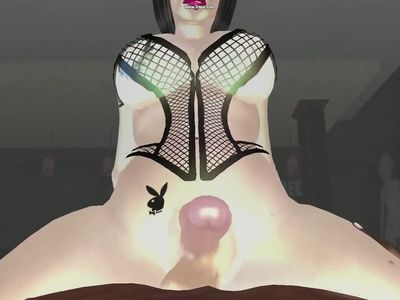 LADY OSAKA - BONED IN THE CLUB