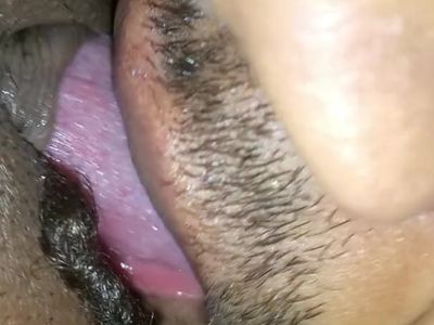 Pussy licking at it's best
