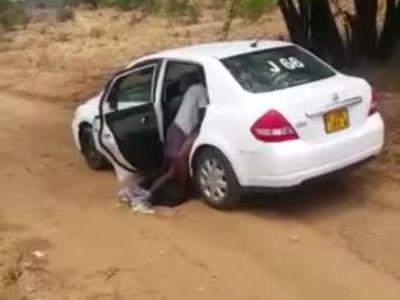 J 66 cab Fuck in Windhoek, Namibia