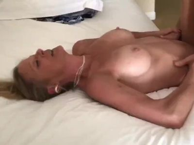 Father and Son record my mom getting fucked