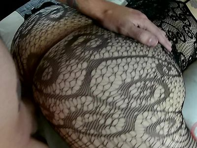 He fills me up quickly, then fucks me doggie style until i cum