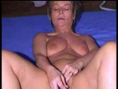 a 53 year old housewife ,masturbates