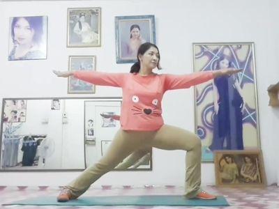 Milf tight yoga 2