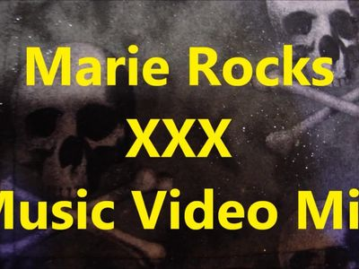 Fan Tribute:  MarieRocks XXX Music Video