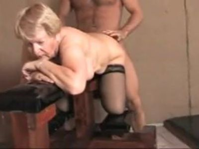 granny with big boobs Getting Fucked hardly