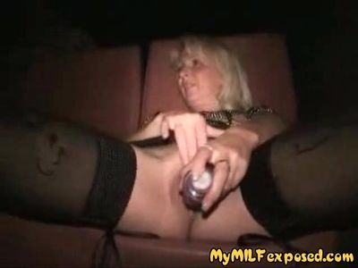 My MILF Exposed 2 friendly wives enjoying new toys