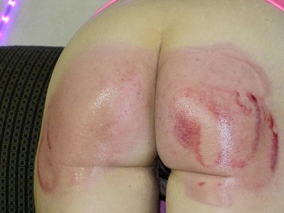 The Blistering Spanking of J.J. Joy