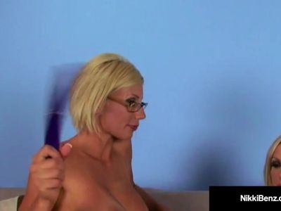 Penthouse Pet Nikki Benz Goes On Cam With Puma Swede &amp, Fucks