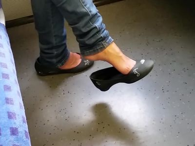 mature &amp, granny - nylon &amp, feet compalation vol.1
