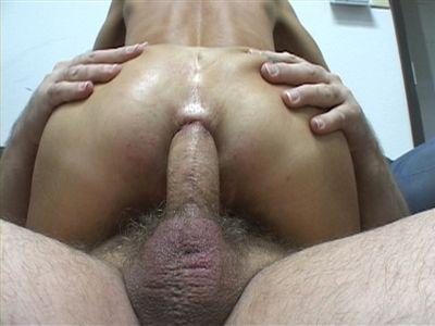 Abusing Grannie&#039,s Tight Butt Hole