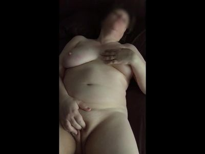 Mature wife masturbates in front of me