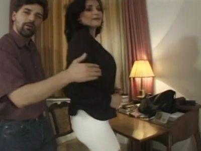 destroyed anal german brunette vlasta