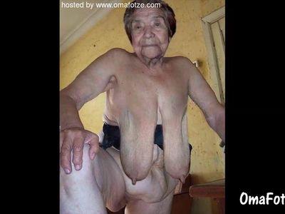 OmaFotzE Amateur Old Granny Pictures Compilation