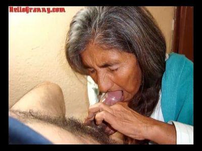 HelloGrannY Picture Slideshow of Latin Grannies