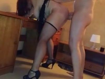 Polish Wife Getting Banged Doggy While Husband Films