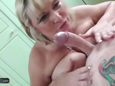 AgedLovE Handy Youngsters and Matures Compilation