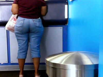 Big Wide Ass Dominican Lady