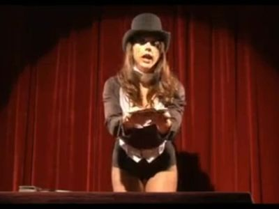 Chanel Preston like Zatanna Zatara
