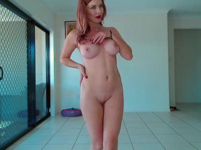 Redhead DeepThroats and Fucks Pussy