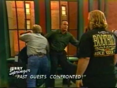 Jerry Springer Too Hot for TV Vol 5