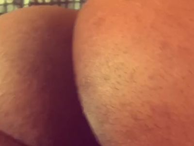 Finger Fucking Babe Thick Ass Wet Pussy