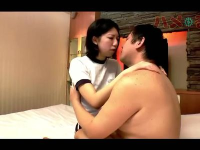 Goodlooking Daddy with Teen