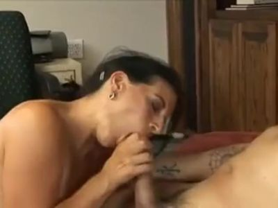 MILF gets fucked in the Office