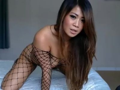 Sexy Asian Teasing On Webcam 1