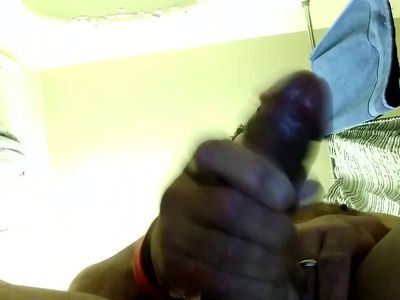 JUST ME MY DICK AND I...!