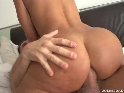 MILF Anal --- Lisa Ann & Nacho Vidal (Spanish Dude) - Kendra Lust