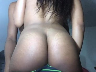Big Booty Jerked and Sucked Me Until I Cum