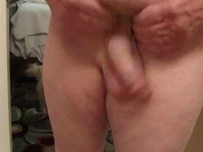 bouncing cock and balls