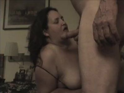 Laura sucks cock in motel