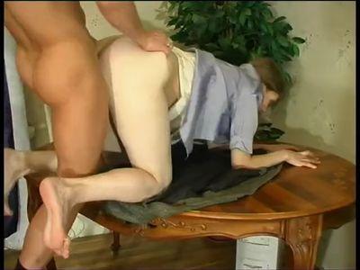 Russian mom pantyhose