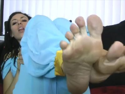 POV Foot Humiliation Compilation - Extreme Degradation and Cuckold