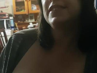 Spunk on my tits fozzie