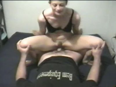 A little rough play while having sex