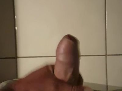 POV Quickie on the tiles