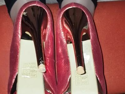 Hot mature nylon soles
