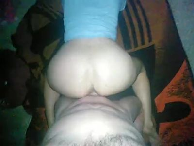 Fucking and cumming in wife's hot wet creamy pussy