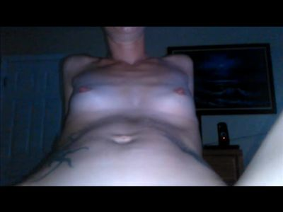 skinny amature wife rides for a creampie
