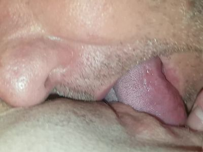 Lick me bitch