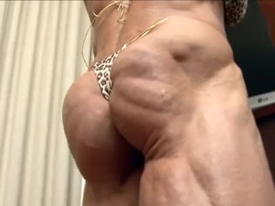 Best Muscular Asses.