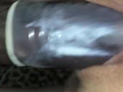 Close up doggystyle
