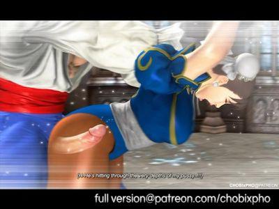 Chun-Li Fucked By Vega - Street Fighter SFM Movie